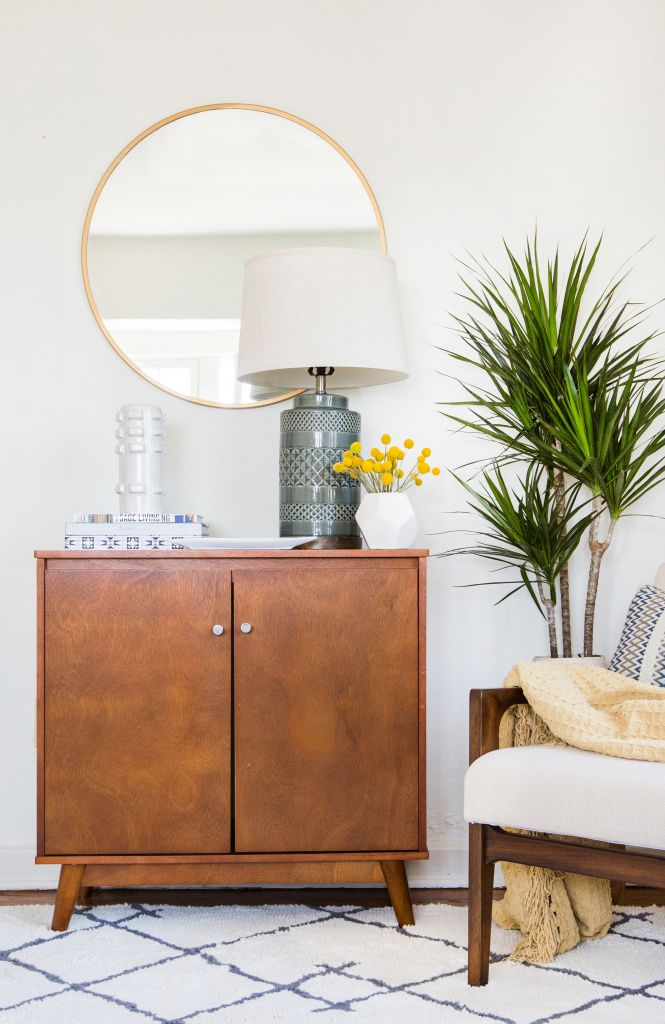 Budget Friendly Mid-Century Modern Perfection