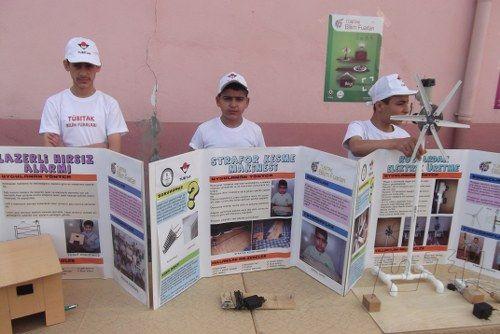 Tübitak bilim fuarı projeleri
