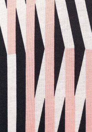 & Other Stories | Wavy Print Midi Dress.