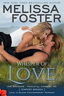 Authors from Everywhere! : Whisper of Love: Tempest Braden by NYT Bestselling...