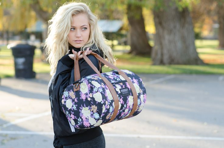 Military-grade hardware never looked so good. The Roadie Duffel Bag is the ideal companion for the style-savvy weekend warrior or gym goer. See the full line at www.vooray.com (Featured: Macana Black - $29.99)