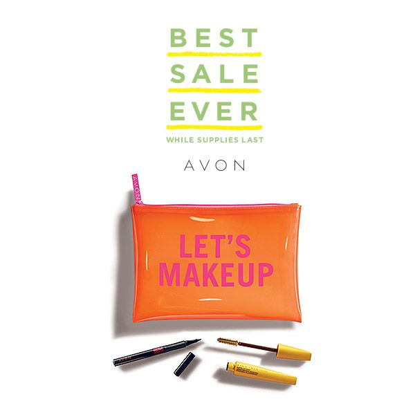 Makeupmonday Treat Yourself To This Lets Makeup Beauty Set Which Features Avon True Color Superextend Mascara And Avon Tr Avon Buy Avon Online Avon Campaign