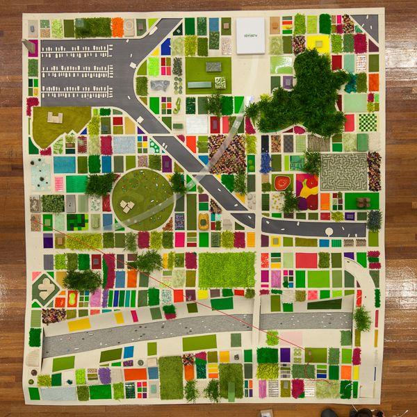 Scale 1/200 #architecture #maquette #rotterdam #modelmaking #MBM #MVRDV
