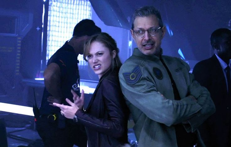 Independence Day: Resurgence Behind the Scenes