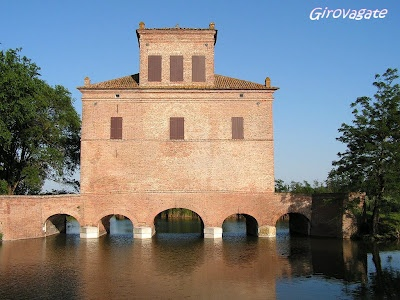 Torre Abate, Parco del Delta del Po (Ferrara)