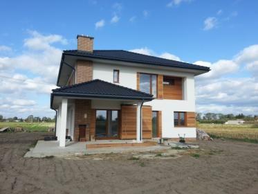 Projekt domu Willa na Borowej