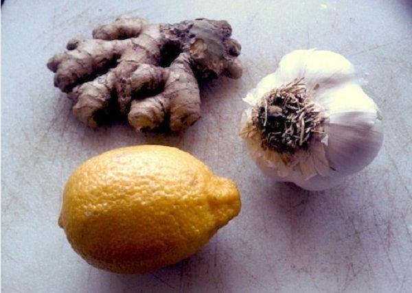 Trois ingrédients qui peuvent traiter les artères obstruées, les graisses dans le sang, les infections et les rhumes