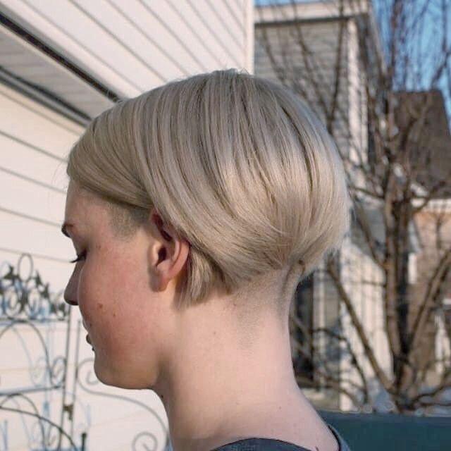 Prime 25 Best Ideas About Girls Shaved Hairstyles On Pinterest Short Short Hairstyles For Black Women Fulllsitofus