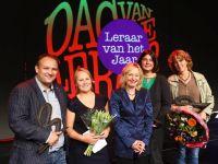 Tingue Klapwijk - Montessorischool Valkenbos in Den Haag is leraar van het jaar 2013 in categorie PO - Lees de blog op MontessoriNet