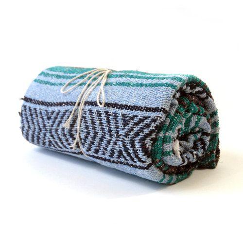 Vintage Mexican Blanket 71