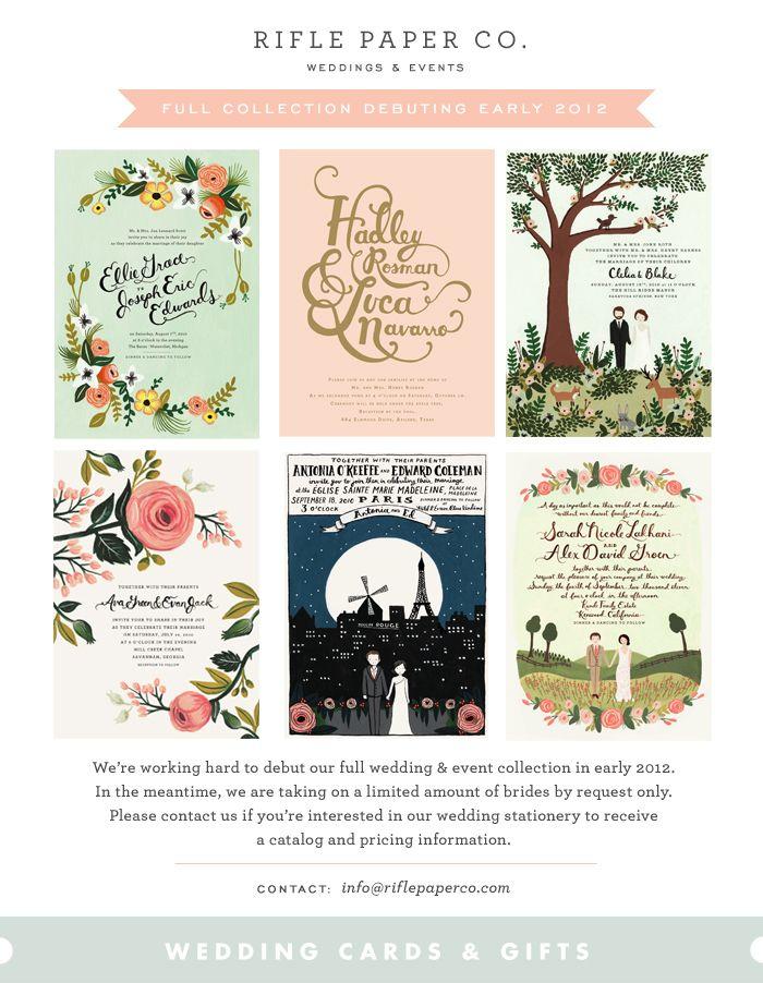 cute wedding invitations