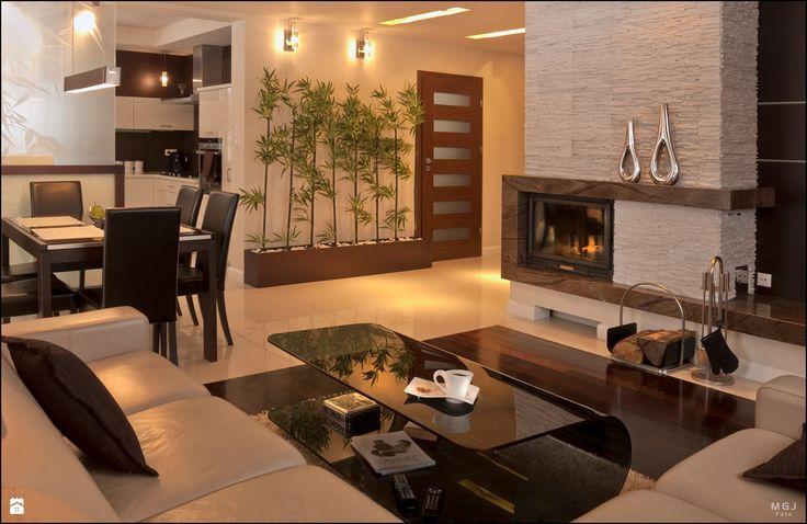 Salon styl Nowoczesny - zdjęcie od Art Studio Pracownia Architektury i Wnetrz…