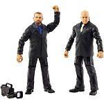 WWE Battle Pack Action Figure 2 Pack - Jamie Noble and Joey Mercury