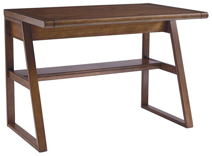 dual desk bookshelf small. birnalla desk by signature design ashley dual bookshelf small u