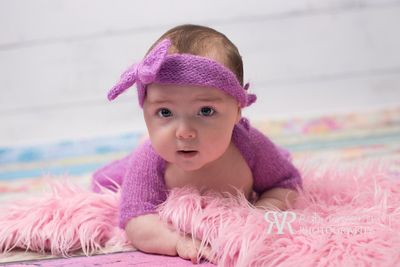 Baby photography - Nailea, 5 months old