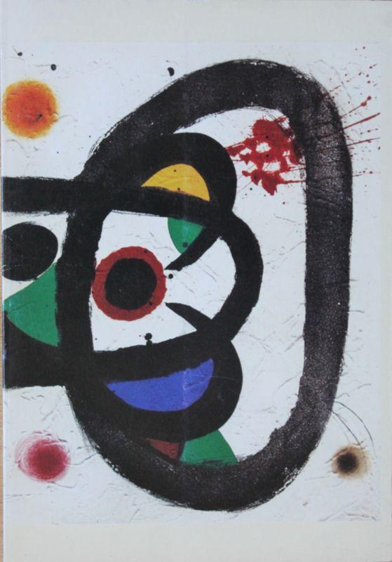 Joan Miró, Antonia Niebla
