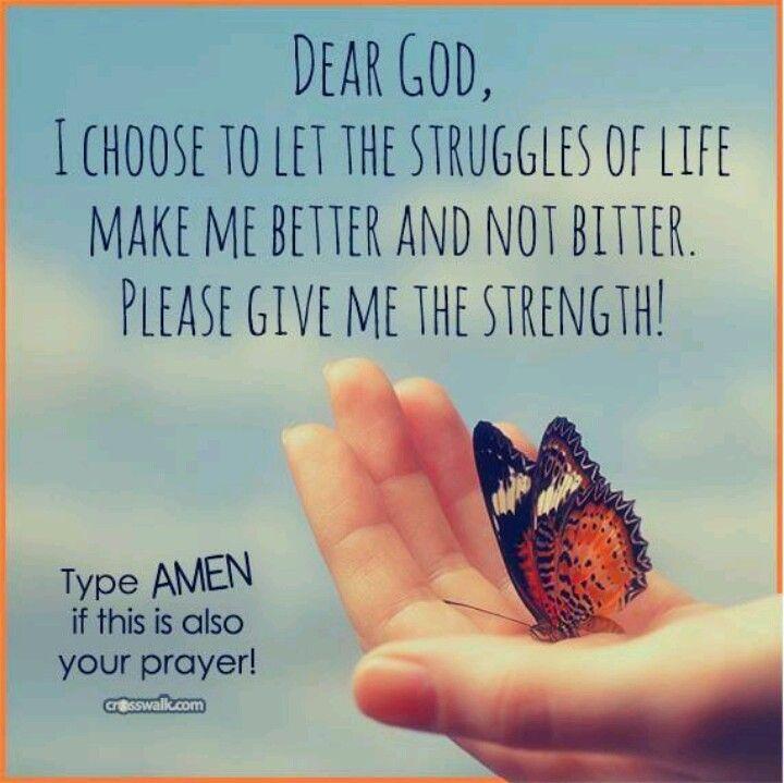 God Please Give Me Strength Jerusalem House
