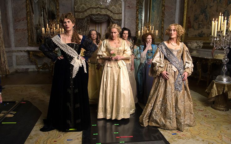 • A Little Chaos, directed by Alan Rickman and starring Kate Winslet