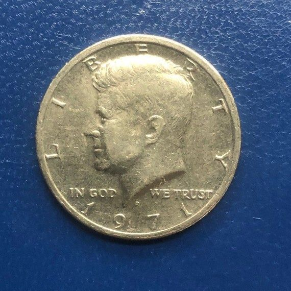 Your Place To Buy And Sell All Things Handmade Kennedy Half Dollar Half Dollar Coins