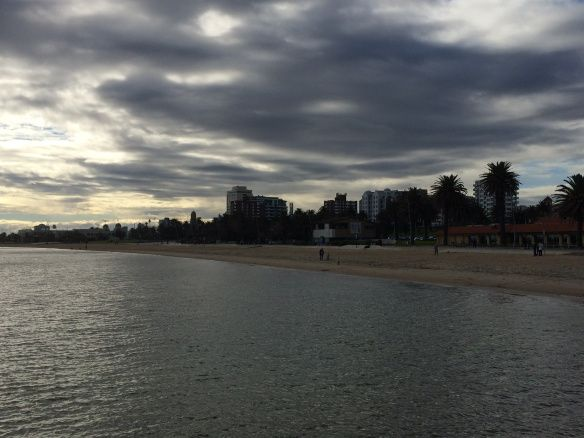 Don't have the time or budget for a proper holiday. Have you done a home-town 'staycation' like we did at St Kilda? It's the perfect solution. #stkilda #holidayathome #melbourne