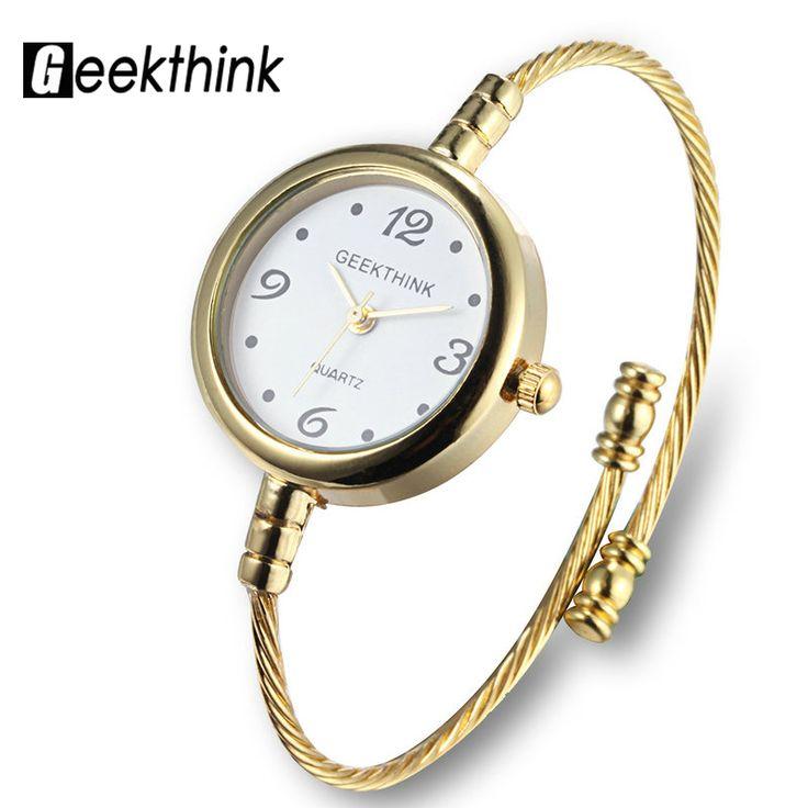 $5.75 (Buy here: https://alitems.com/g/1e8d114494ebda23ff8b16525dc3e8/?i=5&ulp=https%3A%2F%2Fwww.aliexpress.com%2Fitem%2FGEEKTHINK-Unique-Fashion-Brand-Quartz-Watch-Women-Bracelet-Ladies-Rose-Gold-Watch-female-Simple-Ring-steel%2F32786144376.html ) GEEKTHINK Unique Fashion Brand Quartz Watch Women Bracelet Ladies Rose Gold Watch female Simple Ring steel band casual 2017 NEW for just $5.75