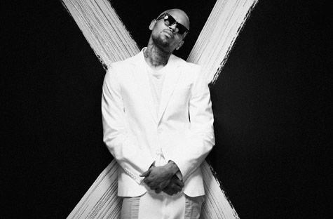 "Chris Brown's ""XX debuts at number 2"