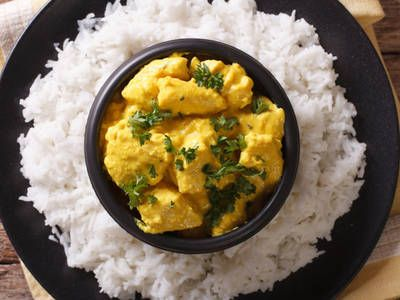 Your friends and family will go crazy over this delicious dish of coconut curry!