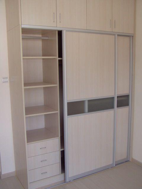 wardrobe closet sliding door