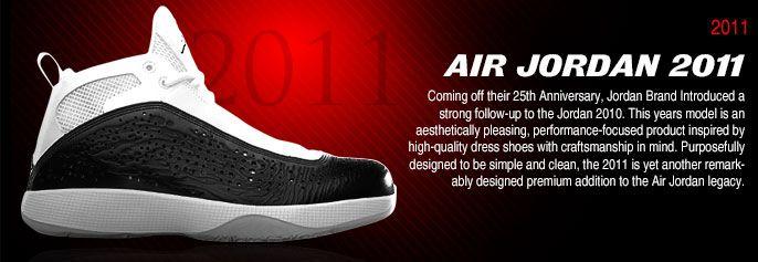 History of Air Jordan 2011 #AirJordan2011