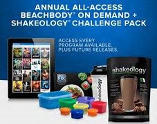 For a limited time, Beachbody on Demand All Access is available for the low price of $160. This includes a month of Shakeology & the portion control containers. You'll also be added to my exclusive accountability group where we encourage one another and share recipes and tips. Join today!  Health | Fitness | Hypothyroid | Hashimoto's | AIP | Autoimmune Protocol