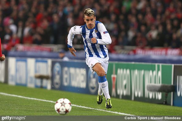 France and Atlético Madrid forward Antoine Griezmann has appeared to rule out any chance of a future move to Arsenal having been left frustrated by the club's pursuit of him in 2013