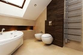 koupelna v podkroví