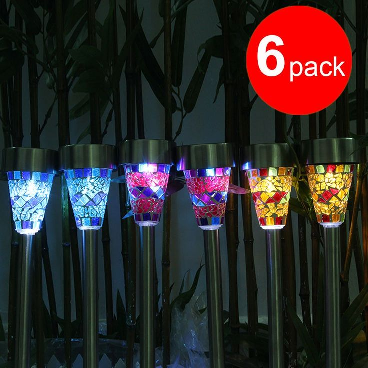 7 best images about garden lights on pinterest shops metals and colors - Garden solar decorations ...
