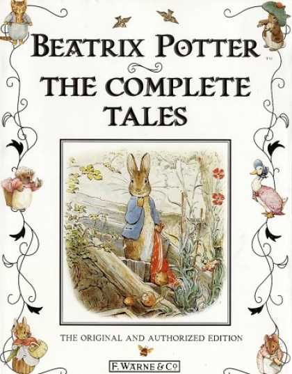 Beatrix Potter - The illustrations alone make the book worth the read.  I bought an illustrated book to read to my grandchildren.  Not the condensed version for me.  There is nothing better than sitting on the stage with your granddaughter in your lap as Jemima Puddleduck is performed around you.  A great experience for young and old.