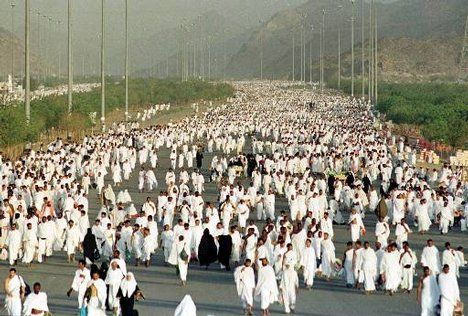 Hajj pilgrimate is the biggest dreams of every moslems
