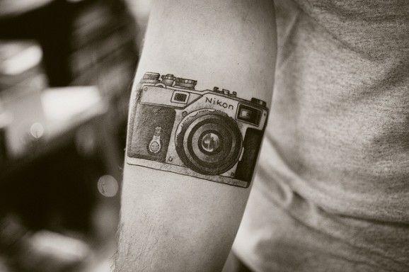 Great little Nikon camera nice technique, black isn't inky murky