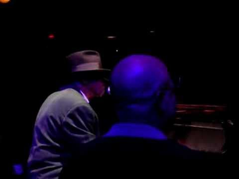 "Pinetop Perkins w/ Willie ""Big Eyes"" Smith"
