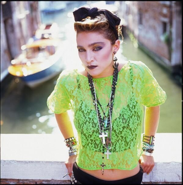 images about madonna look on Pinterest   Videos  Discount     Pinterest Like A Virgin Single Photoshoot