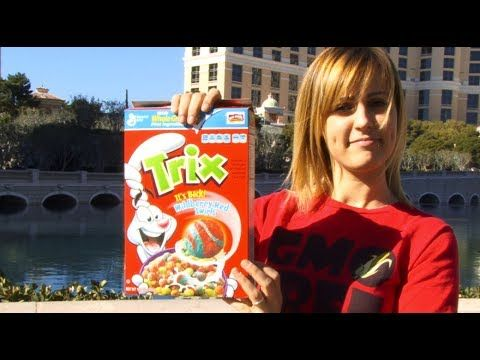 Paint Thinner in Children's Cereal Exposed