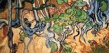 Van Gogh Museum - Boomwortels