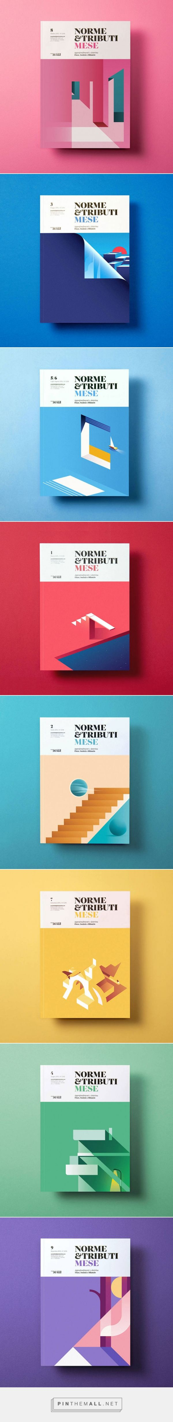 An Italian Economic Revue features better cover designs than most design magazines