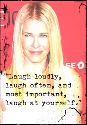 ch2 laugh @Chelsea Lately / Chelsea Handler