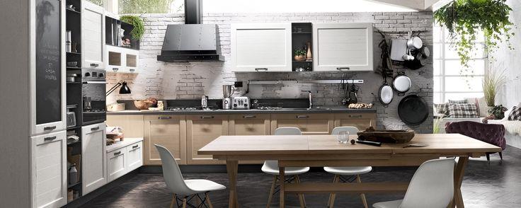Cucina Stosa York (http://www.stosacucine.com/cucine/3-cucine-contemporanee/29-york): arredare con gusto è veramente semplice quando ci si affida a delle cucine componibili così! Soprattutto quando si stratta di cucine contemporanee come quelle di Stosa Cucine.  #Cucine #Stosa #Arredo #MadeInItaly
