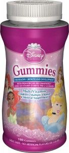 "180 Disney Princess Vitamins for $6.65 Shipped! Plus 4 other ""Can't Miss"" Amazon deals."