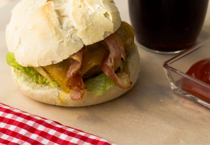 #receta #hamburguesa casera #receta original #gordonramsay