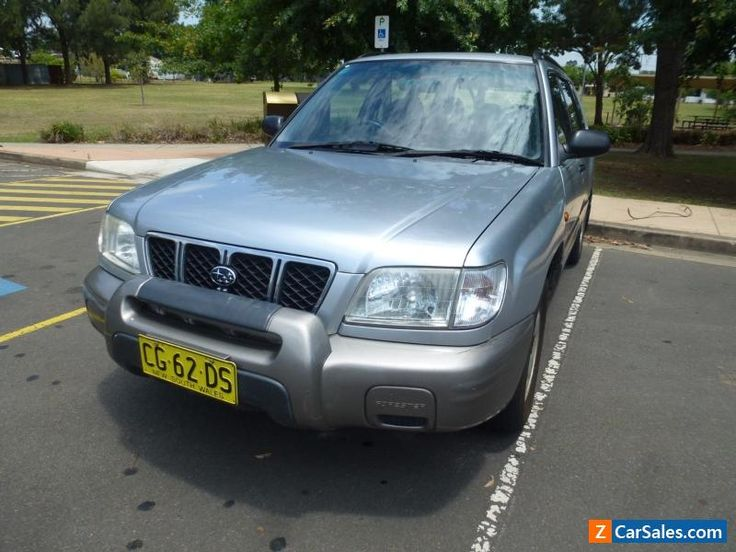 subaru forester 2001 limited-5 speed 1 lady owner-no plates #subaru #foresterlimited #forsale #australia