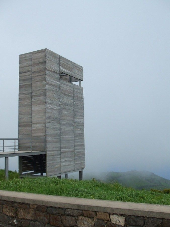 Pico dos Bodes Birdwatching Tower, Azores