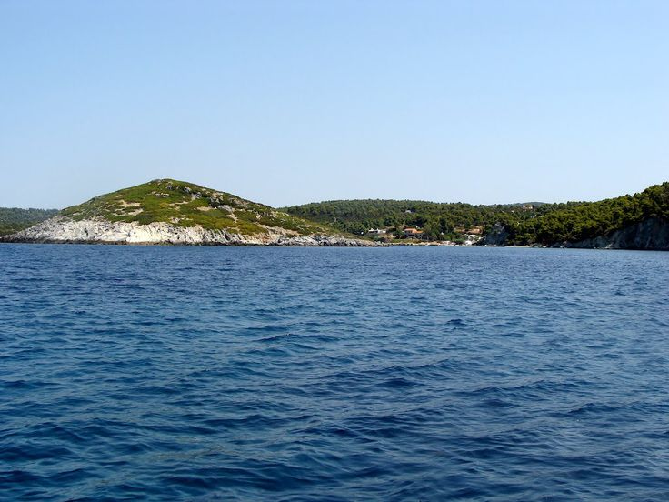 """Capital and largest city on the island is also called Skyros, but the port, which is important for the island of Skyros Linaria is on the west coast. What we can see the island of Skyros? Medieval castle from the time of the power of Venice from the 13th to 15th century Byzantine monastery """"St. George"""", located on a hill above the town of Skyros and a military base on the Greek naval forces.Click to close image, click and drag to move. Use arrow keys for next and previous."""