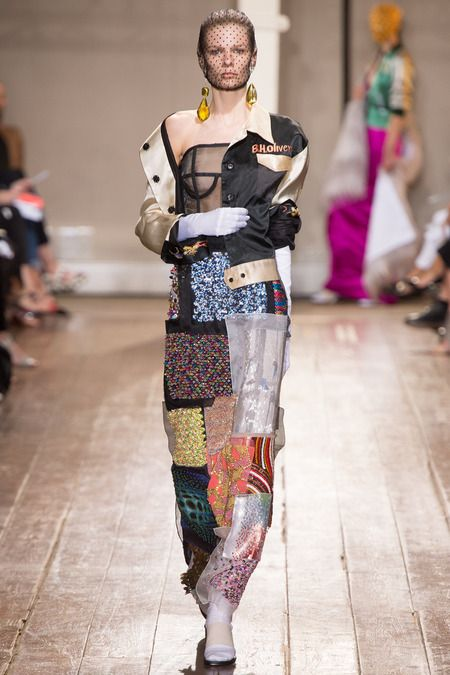 FD5A1 - Details / Color / Prints / Embellishment - Maison Martin Margiela | Fall 2014 Couture Collection | Style.com