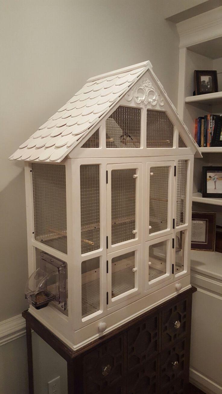 best 25 finch cage ideas on pinterest bird cage. Black Bedroom Furniture Sets. Home Design Ideas